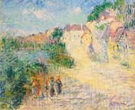 Art Prints of Landscape, Dordogne by Gustave Loiseau