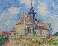 Art Prints of The Church at Eure by Gustave Loiseau