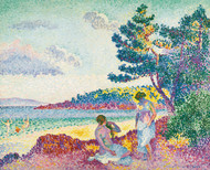 Art Prints of Bathers by Henri-Edmond Cross