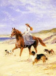 Art Prints of In Dublin Bay by Heywood Hardy