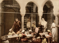 Art Prints of Arab School of Embroidery, Algiers, Algeria (387099)