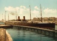 Art Prints of La Boulogne Entering Havre, Havre, France (387308)