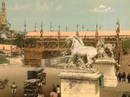 Art Prints of Exposition Universelle, 1900, Paris, France (387482)