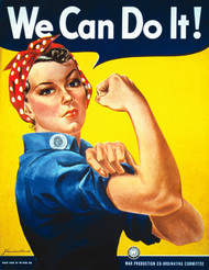 Art Prints of We Can Do It by J. Howard Miller