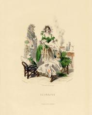 Art Prints of Marsh Mallow by J. J. Grandville