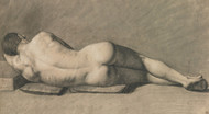 Art Prints of Male Nude by Camille Corot