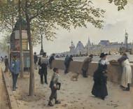 Art Prints of Le Pont Neuf by Jean Beraud