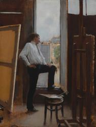 Art Prints of In the Studio by Jean Beraud
