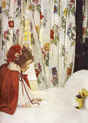 Art Prints of Little Red Riding Hood by Jessie Willcox Smith