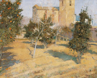 Art Prints of The Rector's Orchard by Joaquim Mir