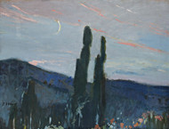 Art Prints of Twilight by Joaquim Mir