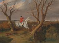 Art Prints of The Suffolk Hunt, Gone Away by John Frederick Herring