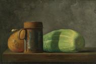 Art Prints of Cucumber by John Frederick Peto