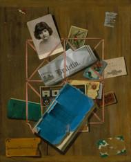 Art Prints of Old Souvenirs by John Frederick Peto