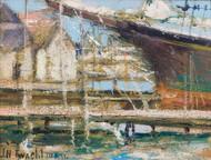 Art Prints of On the Ways by John Henry Twachtman