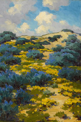 Art Prints of In the Dunes by John Marshall Gamble
