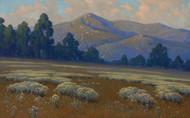 Art Prints of Santa Barbara landscape by John Marshall Gamble