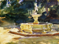Art Prints of Aranjuez by John Singer Sargent
