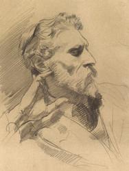 Art Prints of Portrait of Laurence Alexander Harrison by John Singer Sargent
