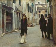 Art Prints of Street in Venice by John Singer Sargent