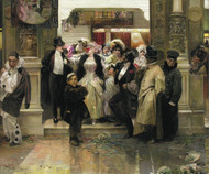 Art Prints of The End of the Ball by Jose Garcia Ramos