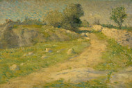 Art Prints of The Lane by Julian Alden Weir