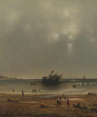 Art Prints of The Shipwreck by Martin Johnson Heade