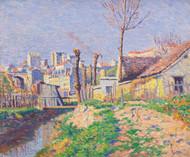 Art Prints of Bieure, Paris by Maximilien Luce