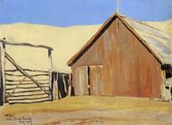 Creek Ranch by Maynard Dixon