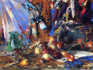 Art Prints of Indian Summer by Nicolai Fechin
