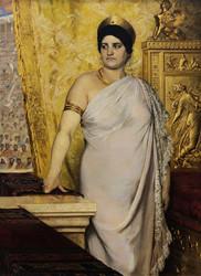 Art Prints of Messalina by Peder Severin Kroyer