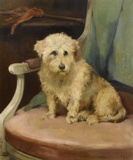 Art Prints of A Faithful Friend by Philip Eustace Stretton