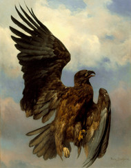 Art Prints of The Wounded Eagle by Rosa Bonheur