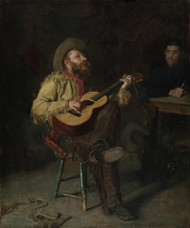 Art Prints of Home Ranch by Thomas Eakins