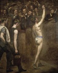 Art Prints of Salutat by Thomas Eakins