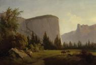 Art Prints of El Capitan by Thomas Hill