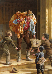 Art Prints of Shoeshine by Thomas Waterman Wood
