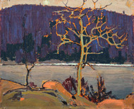 Art Prints of Purple Hill by Tom Thomson