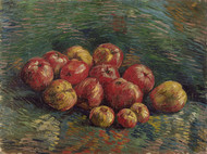 Art Prints of Apples by Vincent Van Gogh