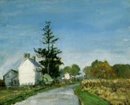 Art Prints of Solebury Farm by Walter Baum