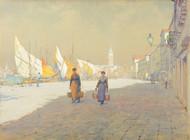 Art Prints of Venetian Scene by Walter Launt Palmer