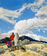 Art Prints of The Rendezvous by Walter Ufer