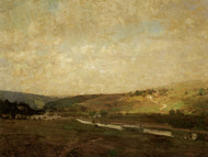 Art Prints of The Delaware Canal by William Lathrop