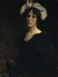 Art Prints of Bessie Potter by William Merritt Chase