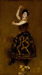 Art Prints of Carmencita by William Merritt Chase