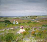 Art Prints of Landscape, Shinnecock Long Island by William Merritt Chase
