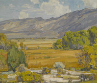 Art Prints of Owens River Valley by William Wendt