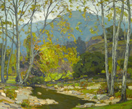 Art Prints of Quiet Brook by William Wendt