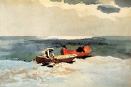 Art Prints of Deep Sea Fishing by Winslow Homer