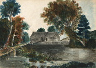 Art Prints of Farm Scene by Winslow Homer